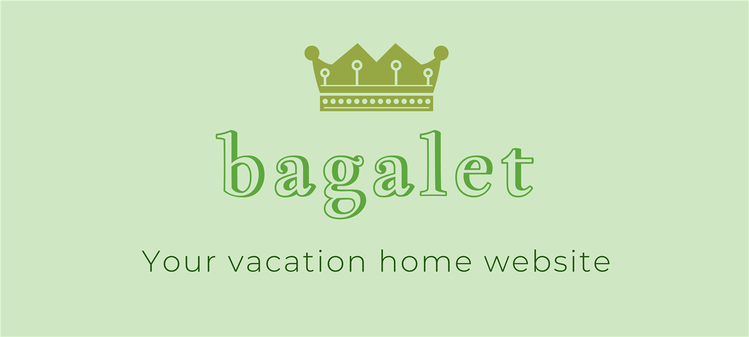 Bagalet - Your vacation home website